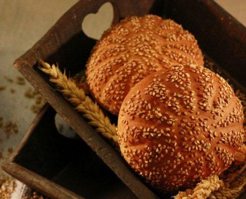 Bakker Joppen - Sesambolletjes