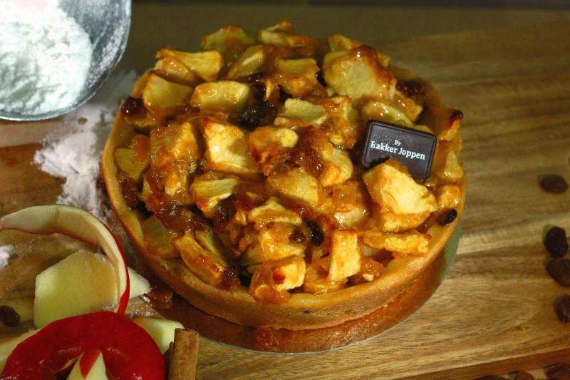 Bakker Joppen - Appeltaart