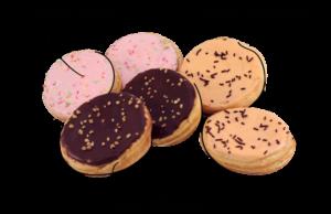 Bakker Joppen - Ginnekoek - Drie verschillende smaken