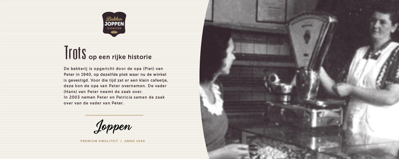 Bakker Joppen - Trots op een rijke historie
